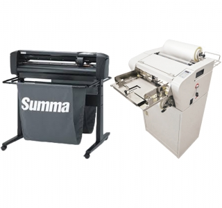 summa D60R et REVO T14 AUTO ATLAS - Plastifieuse automatique
